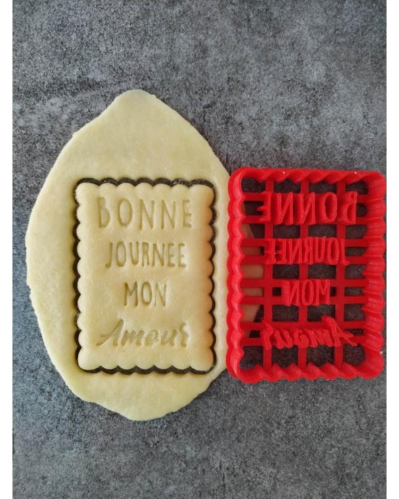 Biscuit sablé petit beurre pour les amoureux