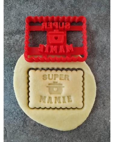 Biscuit sablé petit beurre pour les mamies
